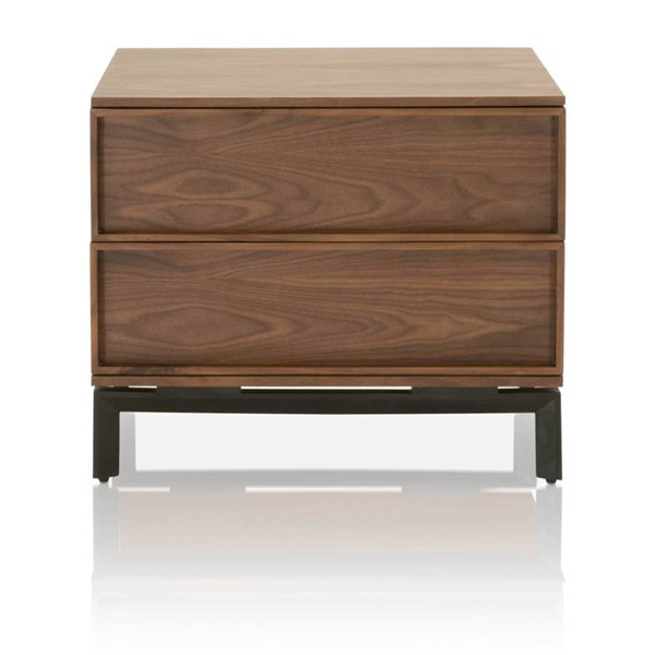 Star International Andes Walnut Nightstand STR-4644-WAL