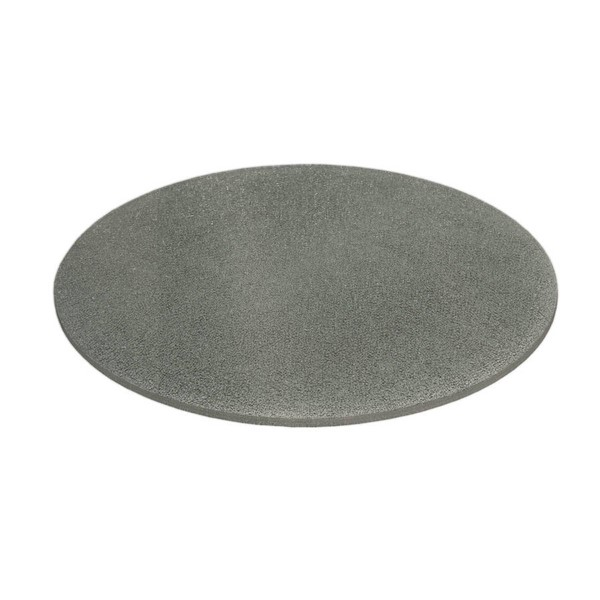 Star International Crackled Smoke Grey 60 Inch Round Dining Table Top STR-E-CRAGL-LRD-SGRY