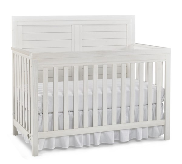 TiAmo Castello Weathered Seashell Full Panel Crib TMO-148004-34