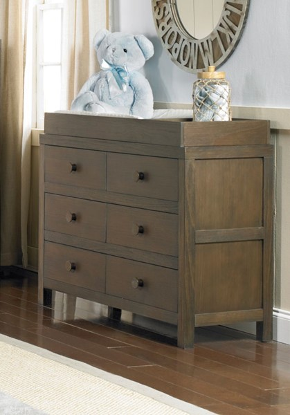 TiAmo Castello Weathered Brown Double Dresser with Dressing Kit TMO-148010-130005-52