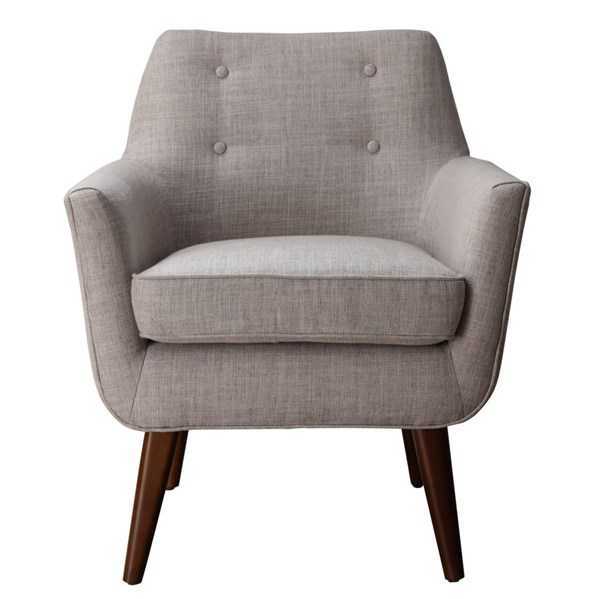 Clyde Classic Beige Grey Navy Mixed Linen Accent Chairs TOV-A38-60-CH-VAR