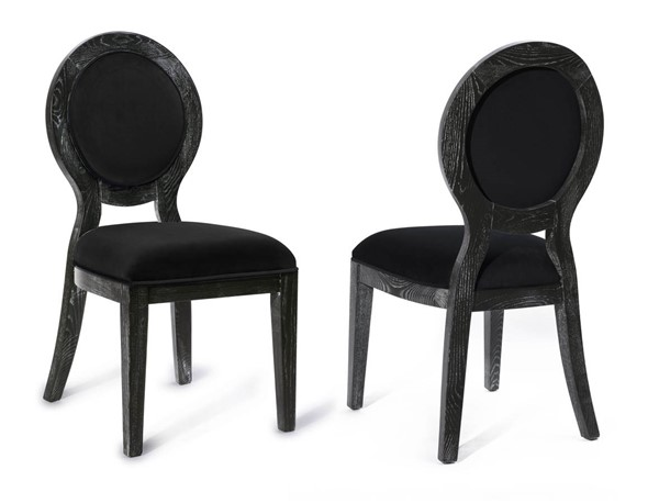 2 TOV Furniture Cerused Chairs TOV-D4129-DR-CH-VAR