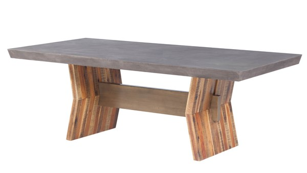 TOV Furniture Astoria Concrete Dining Tables TOV-D706-DT-VAR