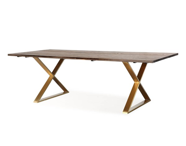 TOV Furniture Leah Brown Dining Table TOV-G5495