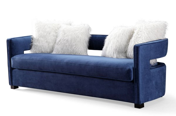 TOV Furniture Kennedy Velvet Sofas TOV-L6126-SF-VAR