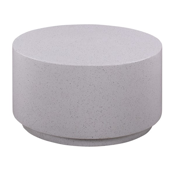 TOV Furniture Terrazzo Grey 3pc Coffee Table Set TOV-OCO44054-OCT-S1