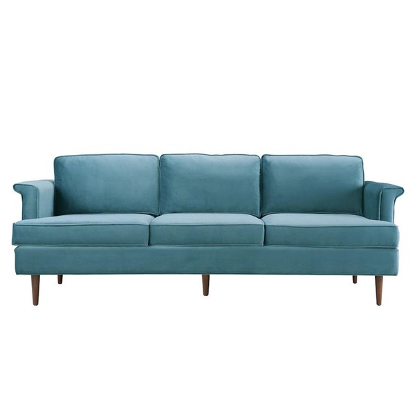 TOV Furniture Porter Sea Blue Sofa TOV-S145