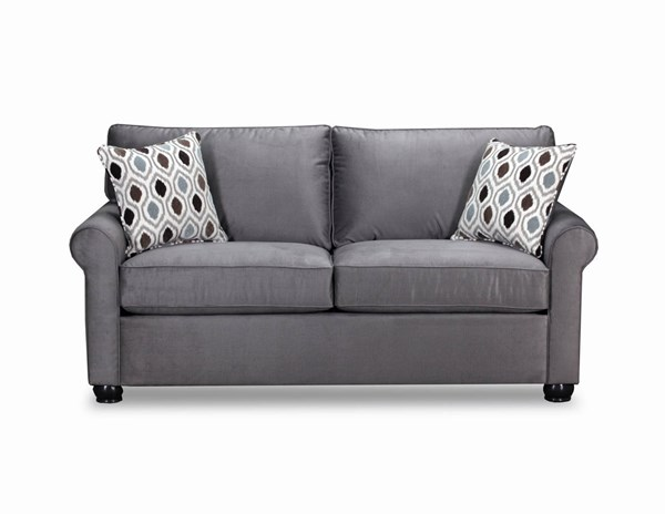 Lane Furniture Jojo Smoke Full Sleeper Sofa UNI-1530-04F-JoJo-Smoke