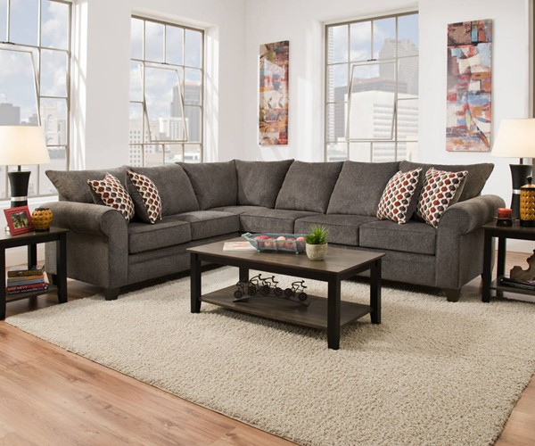 Super Simmons Upholstery Albany Pewter Queen Sleeper Sofa Sofa Ideas Ibusinesslaw Wood Chair Design Ideas Ibusinesslaworg