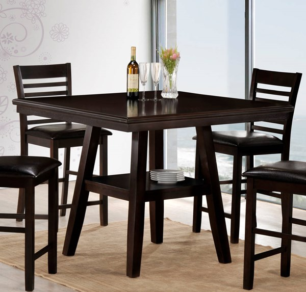 United Furniture Carson Walnut Dining Table UNI-5007-45