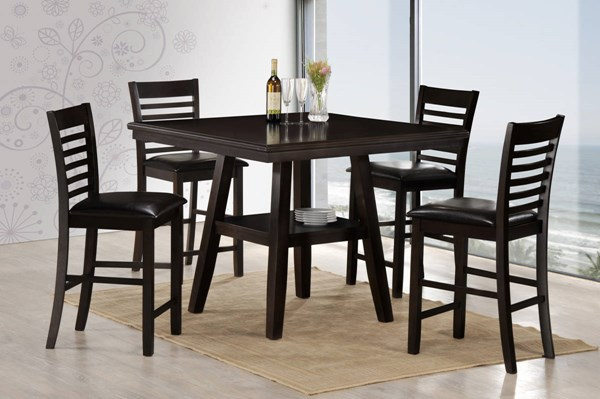 United Furniture Carson Walnut Dining Room Set UNI-5007-DR
