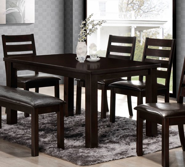 United Furniture Durango Walnut Dining Table UNI-5010-59