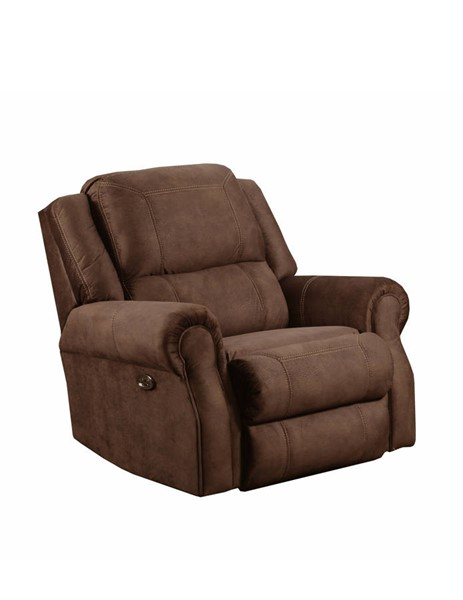 United Furniture Osborn Chocolate Power Rocker Recliner UNI-50868PBR-19-Osborn-Chocolate