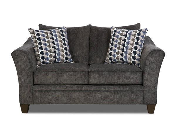 Lane Furniture Albany Slate Loveseat UNI-6485-02-Albany-Slate