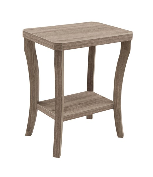 Lane Furniture Driftwood Chairside Table UNI-7003-41