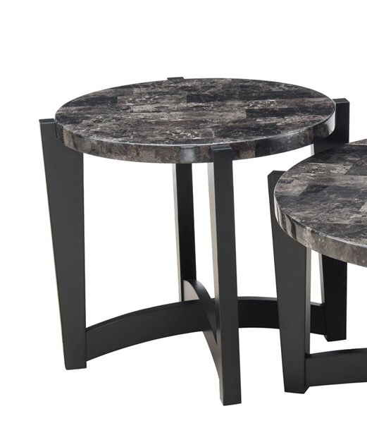 Lane Furniture Onyx Ebony End Table UNI-7033-47