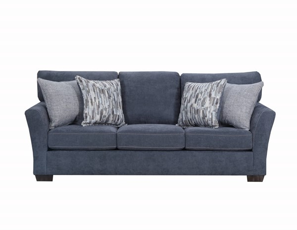 Lane Furniture Pacific Steel Sofa UNI-7058-03-Pacific-Steel