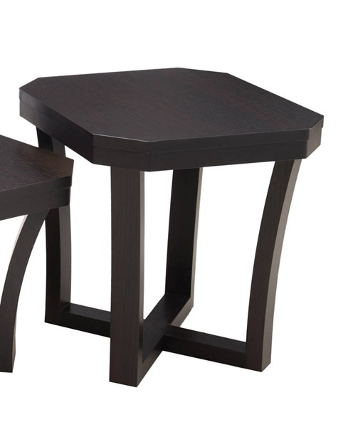 United Furniture Merlot End Table UNI-7123-47