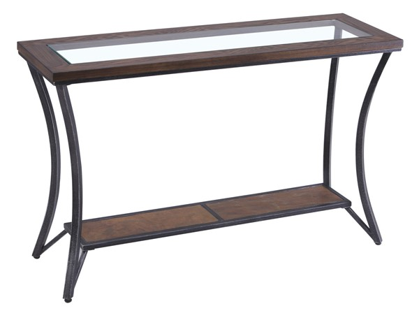 Lane Furniture Rustic Oak Console Table UNI-7319-49