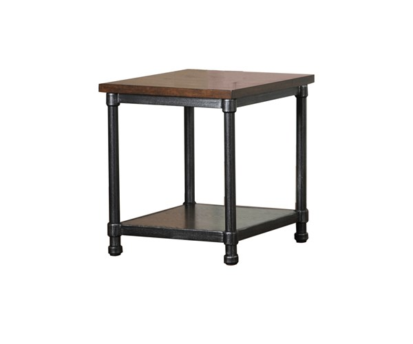 Lane Furniture Rustic Oak End Table UNI-7320-47