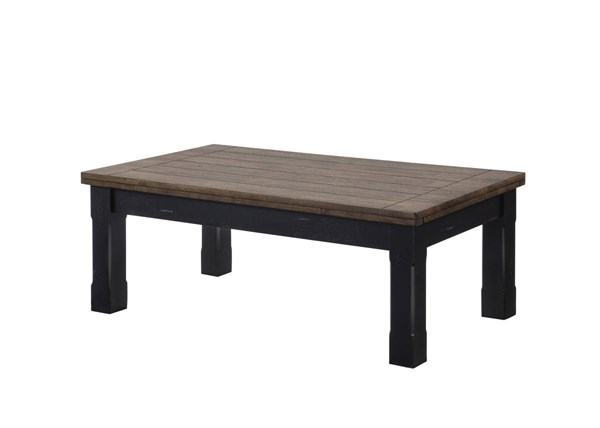 United Furniture Tyler Oak Rectangle Cocktail Table UNI-7524-45