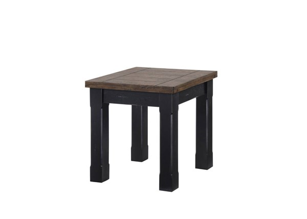 Lane Furniture Tyler Oak End Table UNI-7524-47