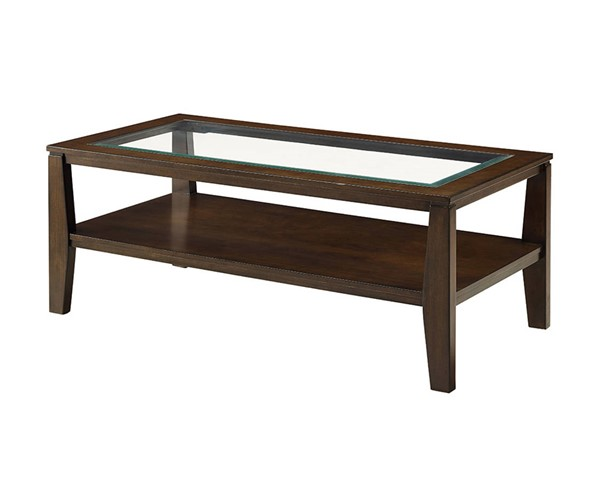 United Furniture Espresso Rectangular Cocktail Table UNI-7546-45