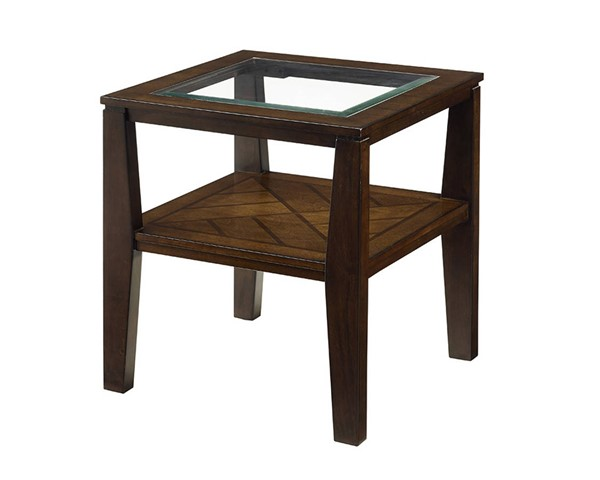 United Furniture Espresso End Table UNI-7546-47