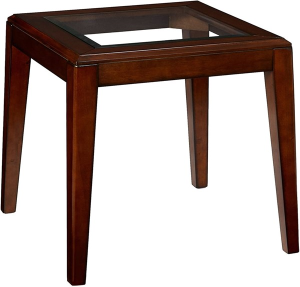 Lane Furniture Walnut End Table UNI-7548-47