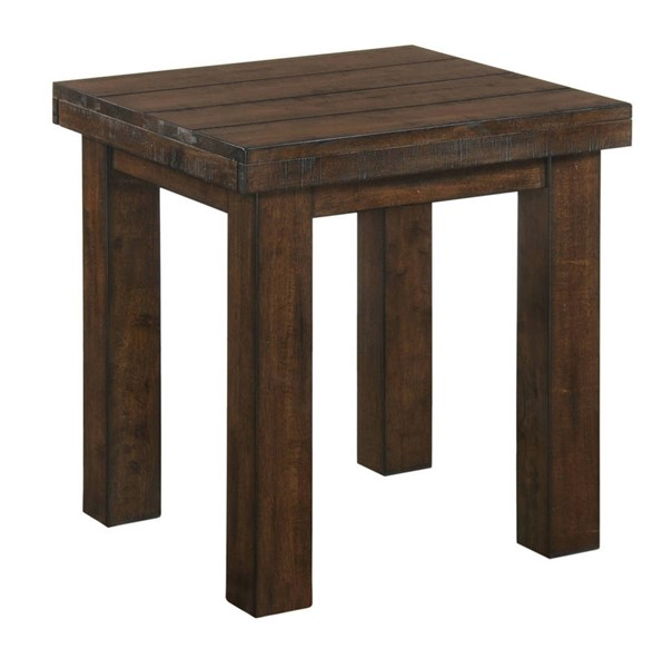 Lane Furniture Taos Burnished Oak End Table UNI-7574-47