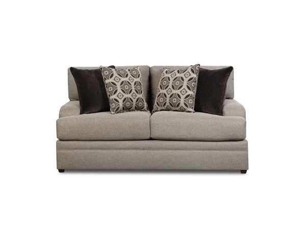 United Furniture Simmons Dublin Briar Loveseat UNI-8561BR-02-Dublin-Briar