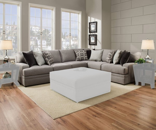 Lane Furniture Dublin Briar Sectional UNI-8561BR-SEC