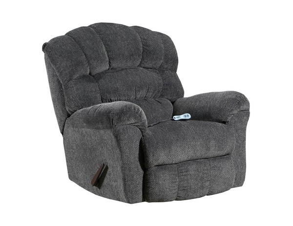 Lane Furniture Simmons Pewter Rocker Recliner Allegro Heat And Massage Chair The