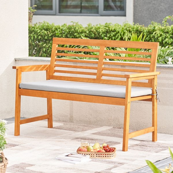 VIFAH Waimea Honey Garden Bench VFH-V1953
