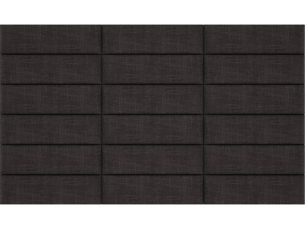 Cotton Weave Linen King or Full Bed Accent Wall Panels [117 x 69] VNT-W3920-KF-11769-VAR