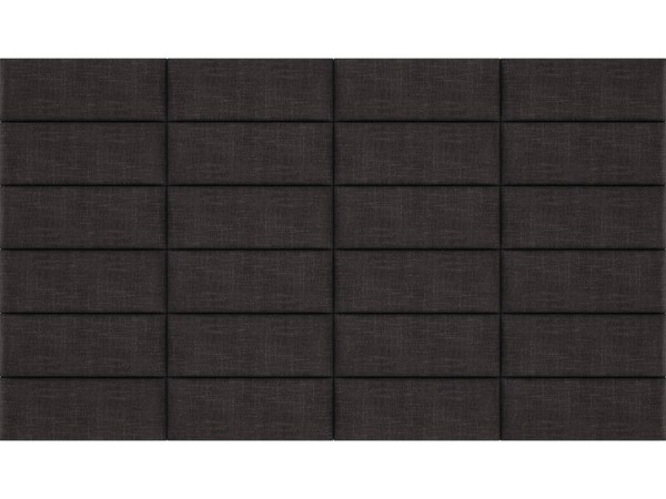 Cotton Weave Linen Queen or Full Bed Accent Wall Panels [120 x 69] VNT-W3024-QF-12069-VAR