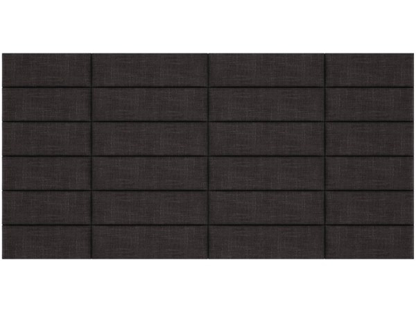 Cotton Weave Linen King Bed Accent Wall Panels [138 x 69] VNT-W3012-3912-K-13869-VAR