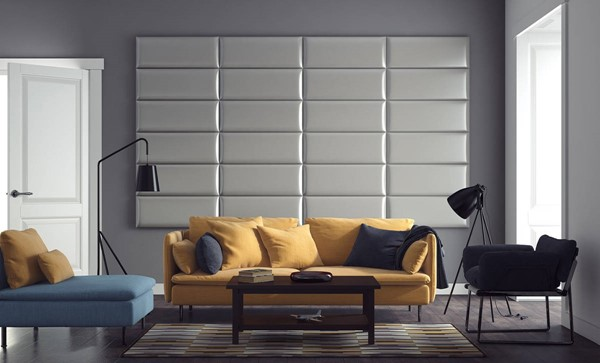 Vant Panels Metallic Neutral Champagne Queen Or Full Accent Wall Panels VNT-MNE3024-12069-VAR