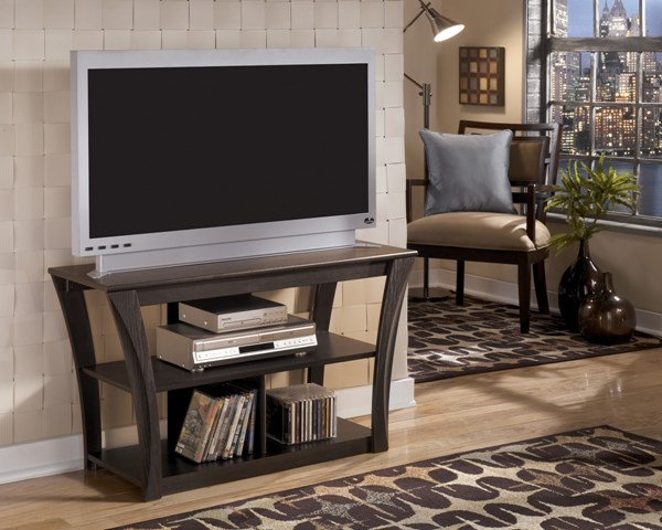 Ashley Furniture Ellenton Brown TV Stand W276-10