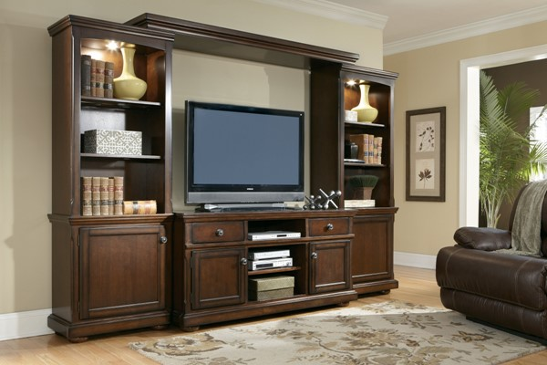 Ashley Furniture Porter Casual Entertainment Center The