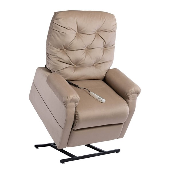 Windermere Otto Camel Fabric Lift Chair WND-NM-200-Camel
