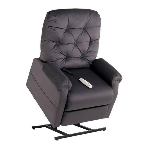 Windermere Otto Charcoal Fabric Lift Chair WND-NM-200-Charcoal