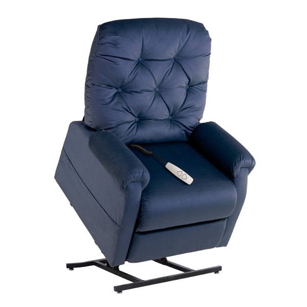 Windermere Otto Navy Fabric Lift Chair WND-NM-200-Navy