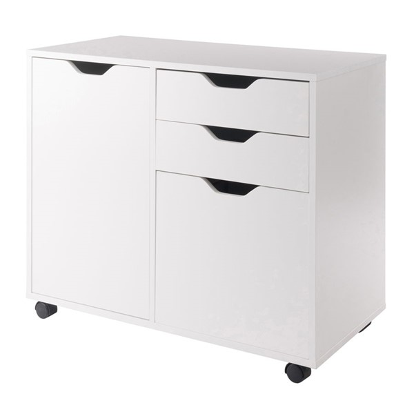 Winsome Halifax 2 Section Filing Cabinets WNS-10431-20-FC-VAR