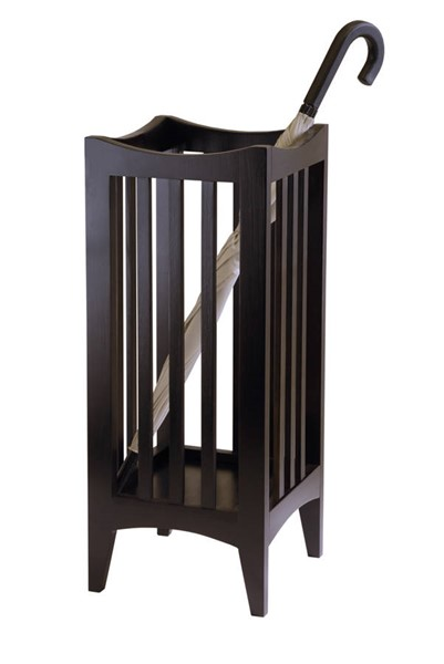Winsome Portland Cappuccino Solid Wood Umbrella Stand WNS-40111