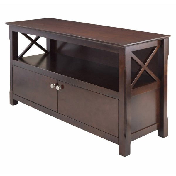 Winsome Xola Cappuccino Solid Wood TV Stand WNS-40643