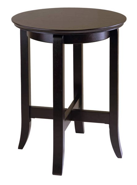 Winsome Toby Dark Espresso Solid Wood End Table WNS-92019