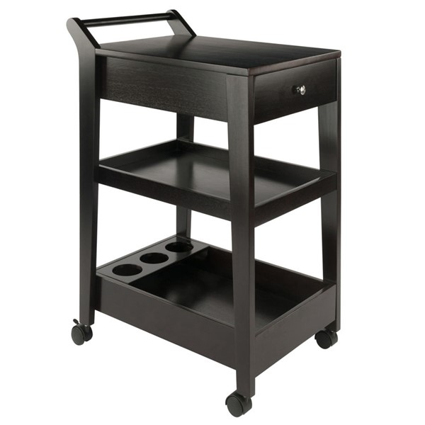 Winsome Jeston Entertainment Cart WNS-92529