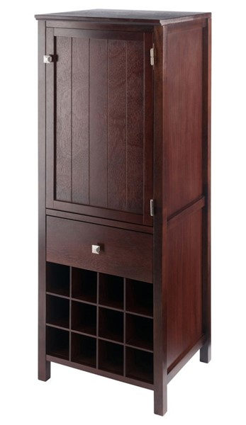 Winsome Brooke Walnut Accent Cabinet WNS-94412