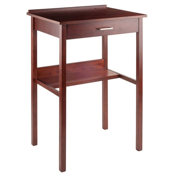 Winsome Ronald Walnut Solid Wood Office Desk WNS-94627